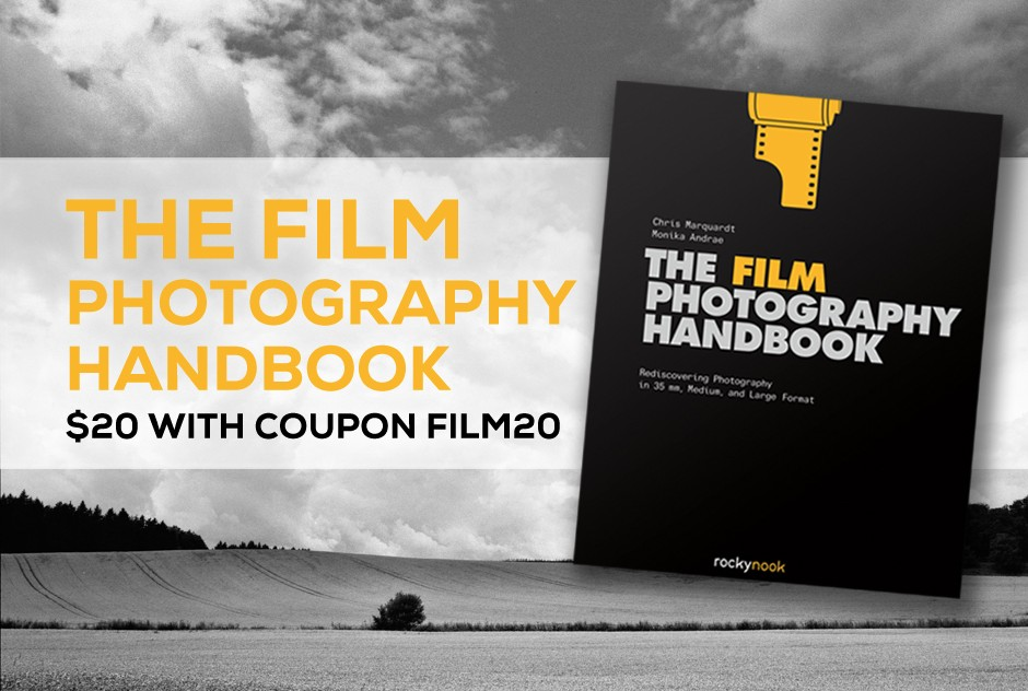 The Film Photography Handbook Is Here!