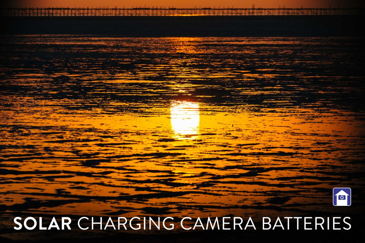 tfttf724 – Solar Charging Camera Batteries