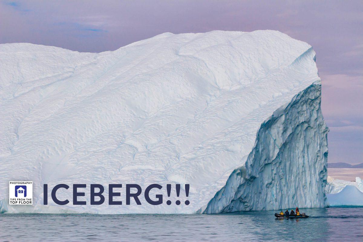 744 ICEBERG!!!