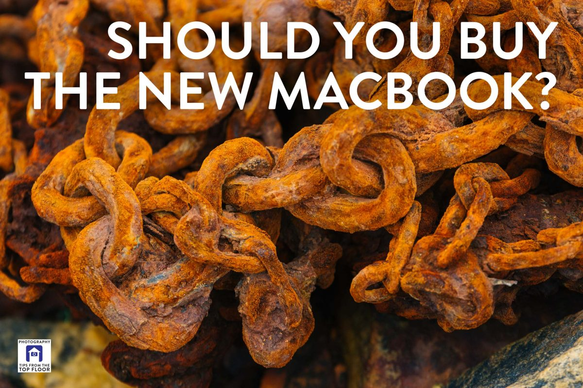 750 Should you buy the new MacBook?