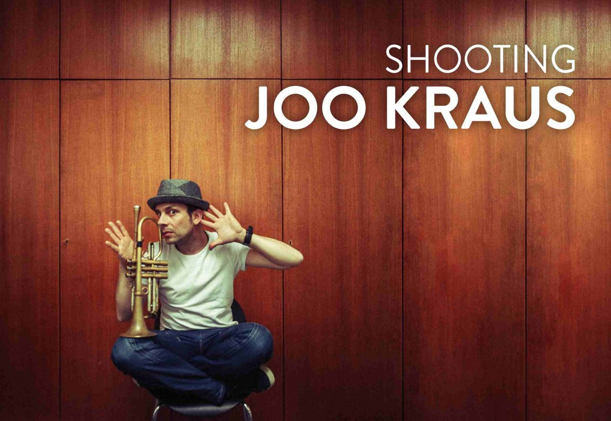 Joo Kraus Photo Shoot