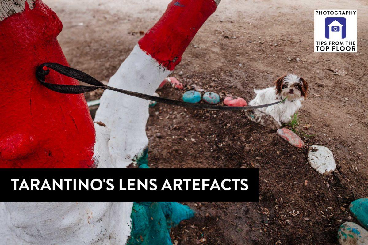 780 Tarantino's Lens Artefacts