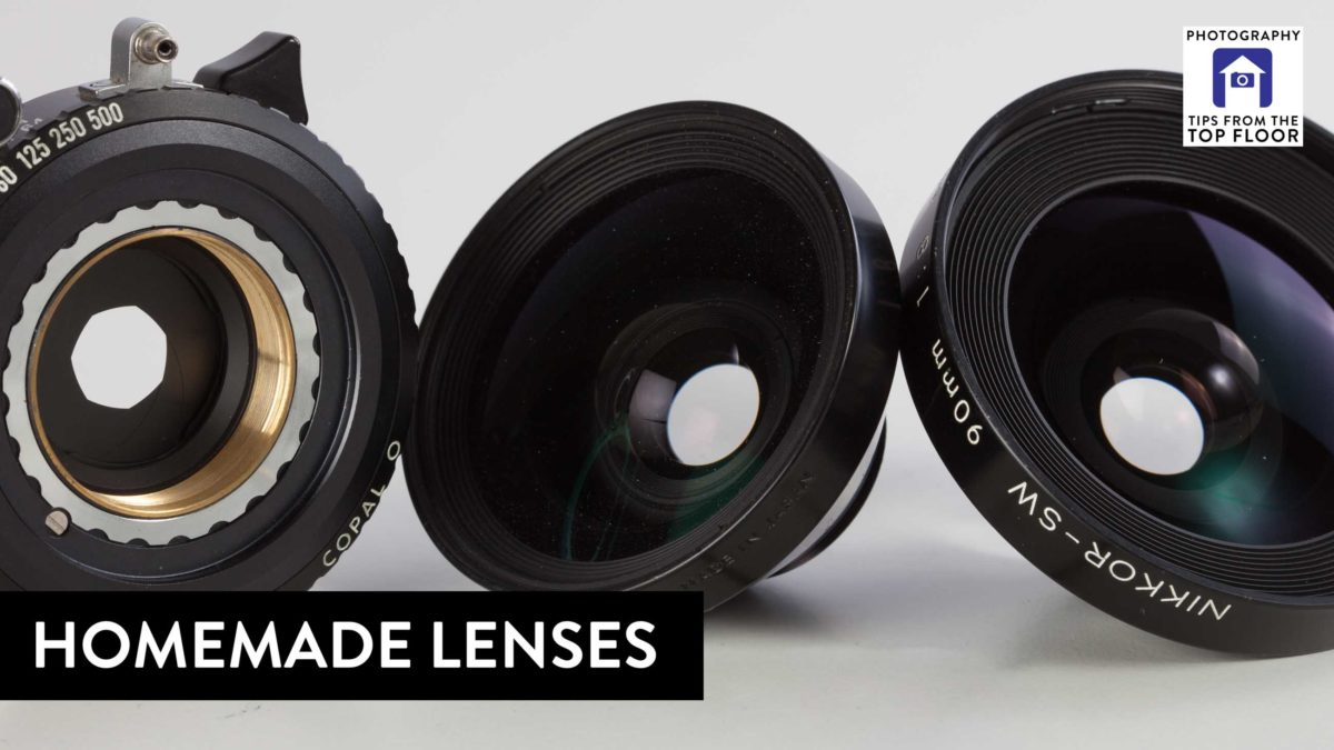 784 Homemade Lenses