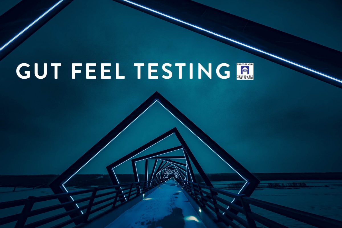 754 Gut Feel Testing