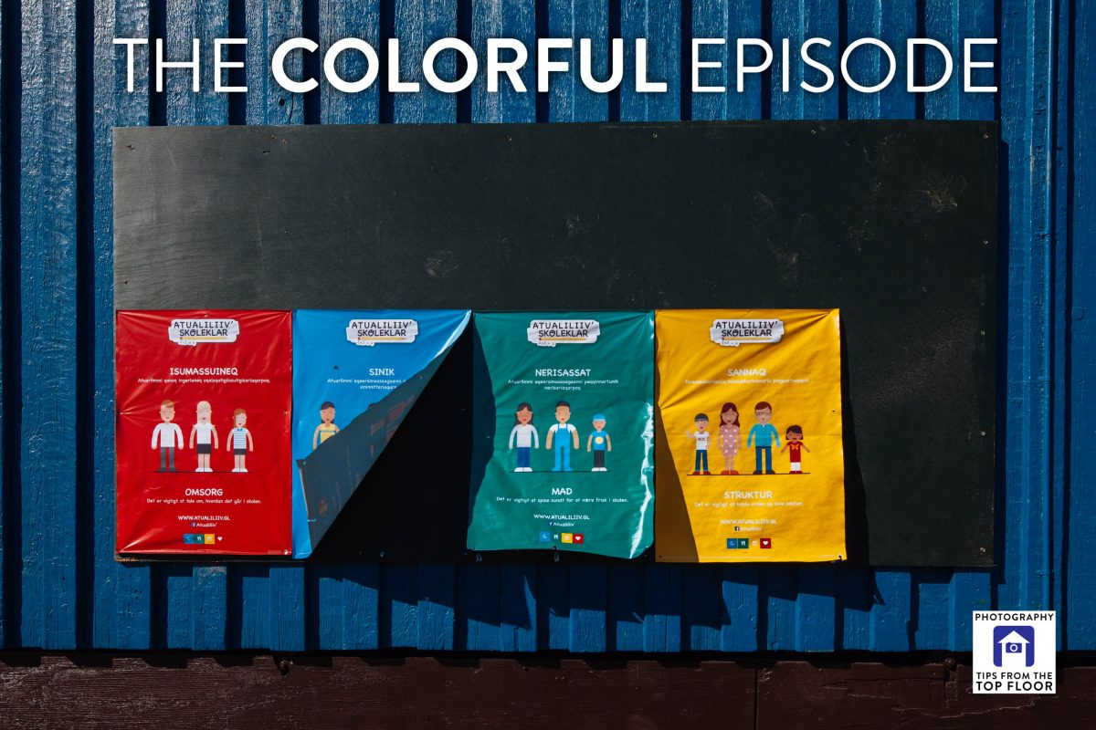 759 The Colorful Episode
