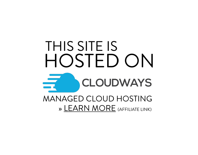 Cloudways managed SSD-based cloud hosting