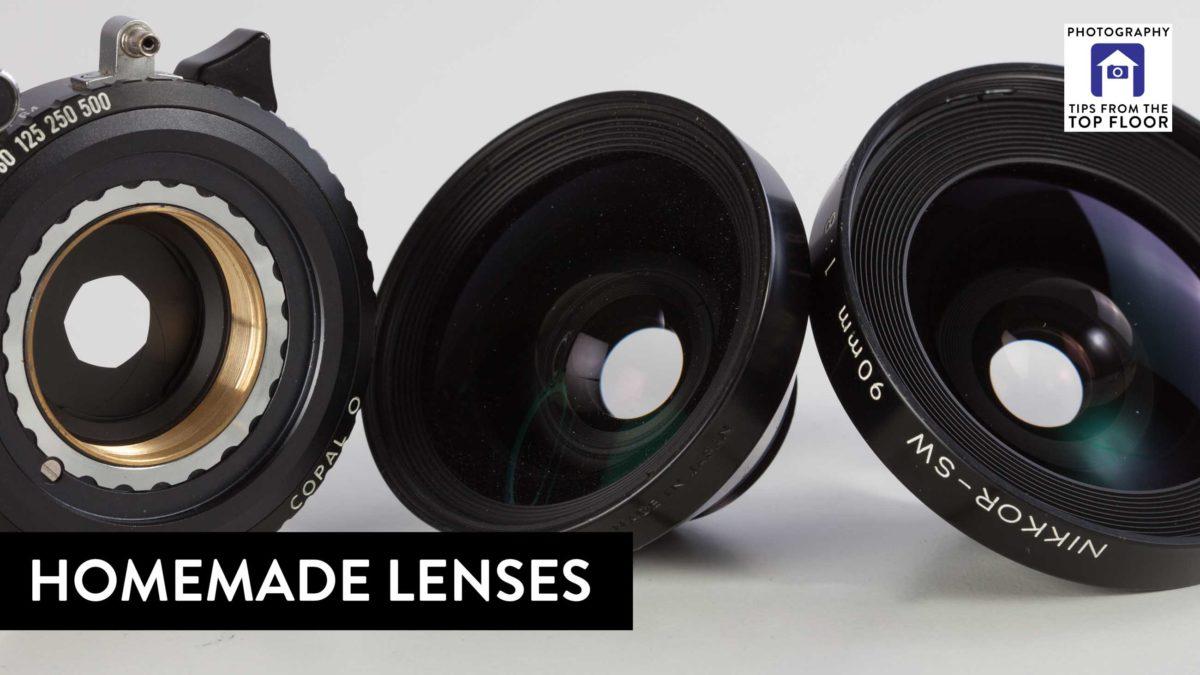 784 Homemade Lenses