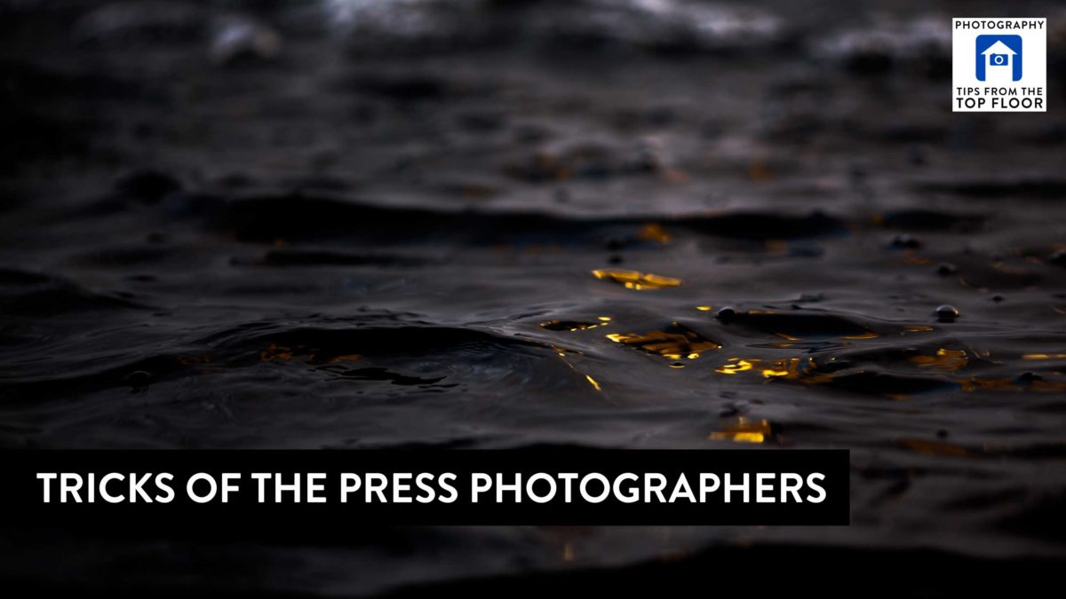 788 Tricks of the Press Photographers