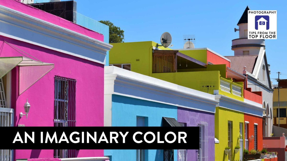 797 An Imaginary Color