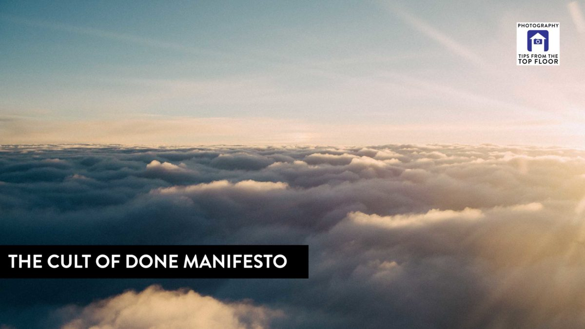801 The Cult of Done Manifesto