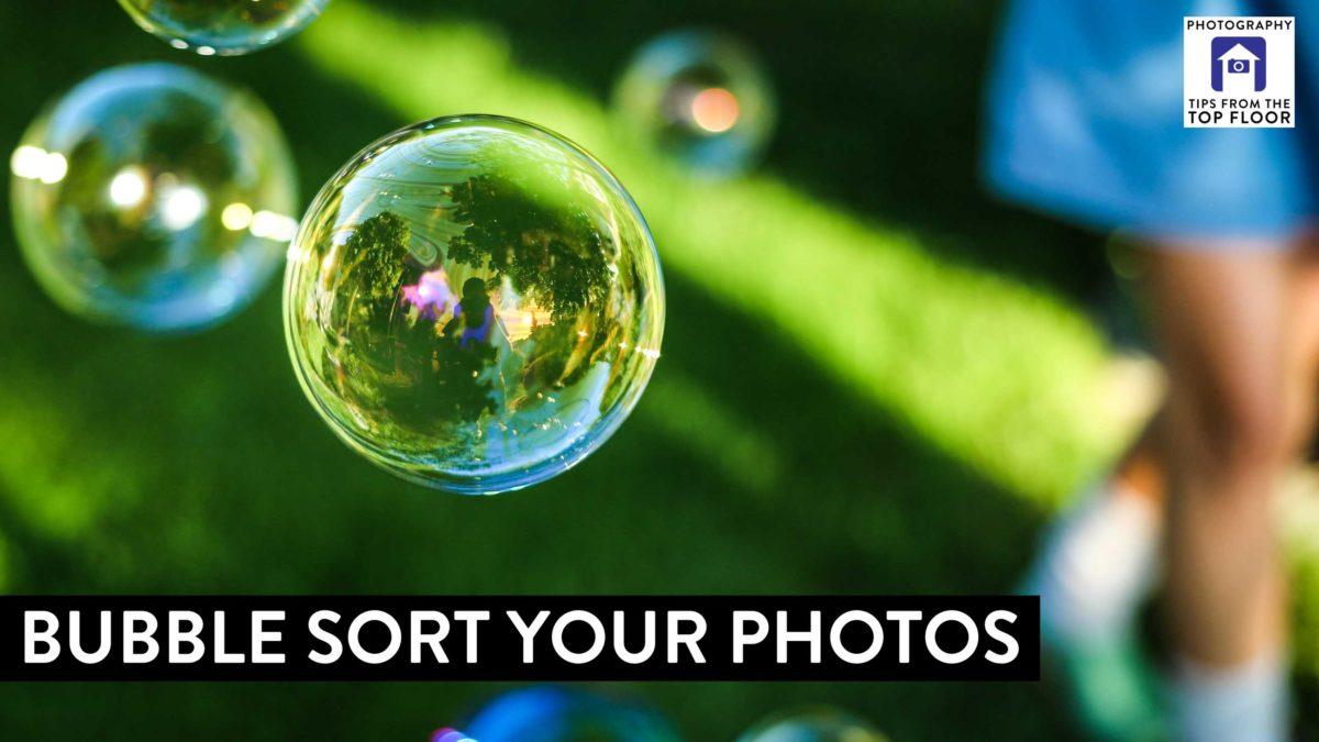 803 Bubble Sort Your Photos