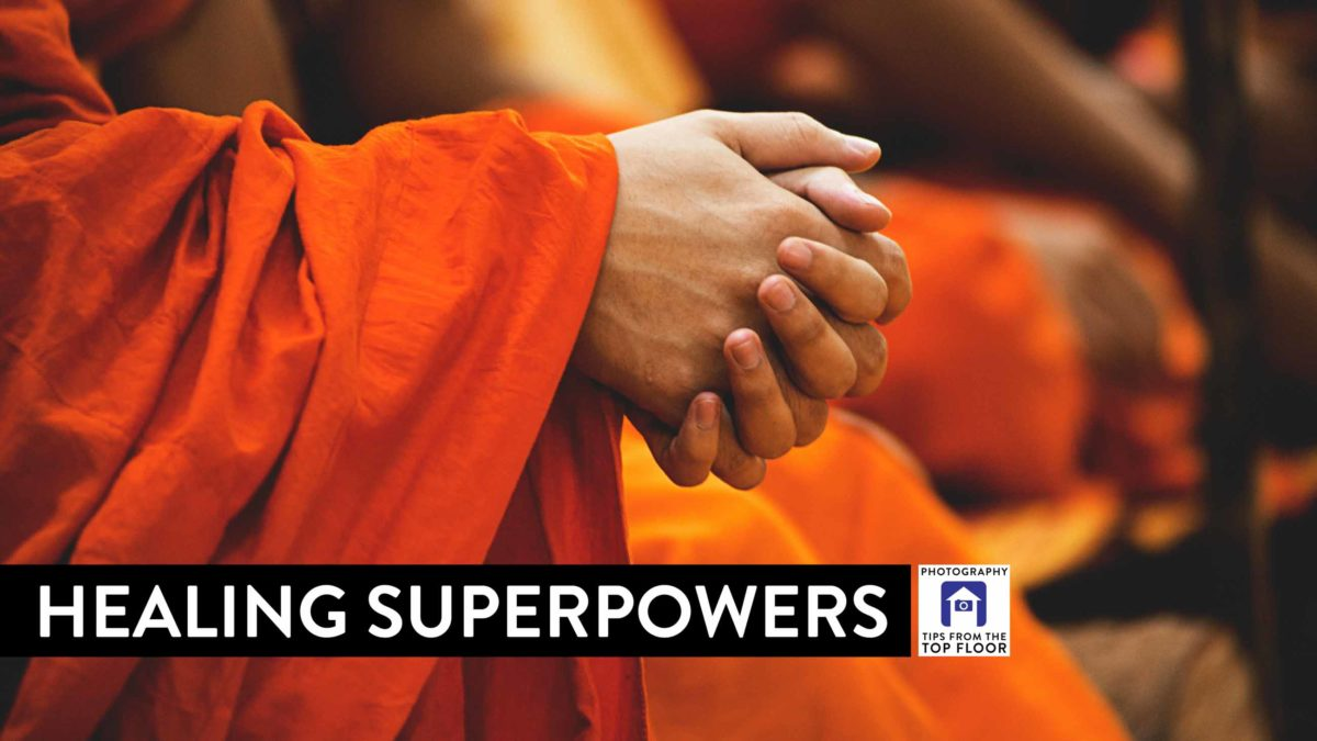 830 Healing Superpowers