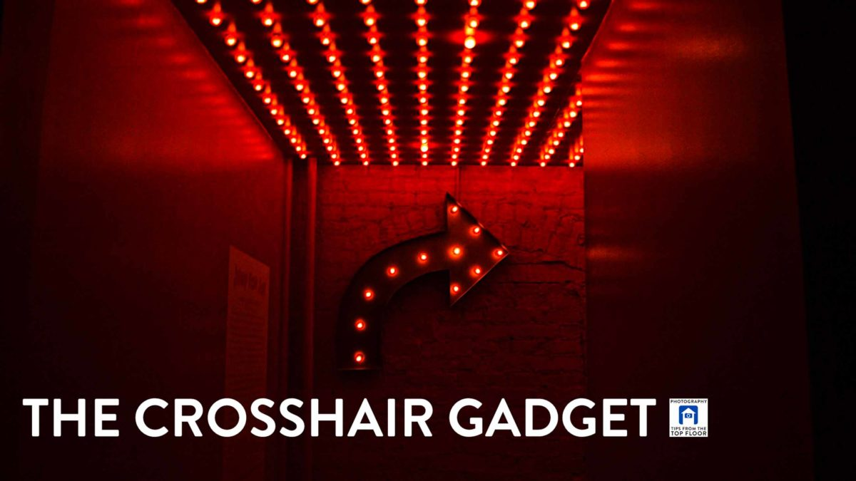 834 The Crosshair Gadget